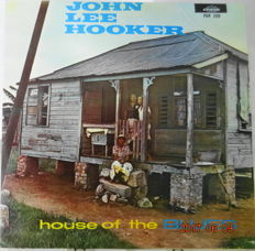 6 Country-Blues Albums (LP's)