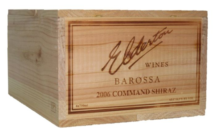 2006 Elderton Command Shiraz - Barossa Valley - 6 Bottiglie (0,75 L)