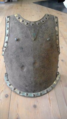 Austrian Cuirassiers Breastplate Early 19th Century