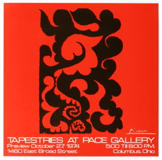 Pablo Picasso - Tapestries at Pace