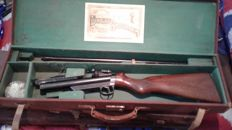 Webley & Scott MK11 Service Rifle boxed with two barrels