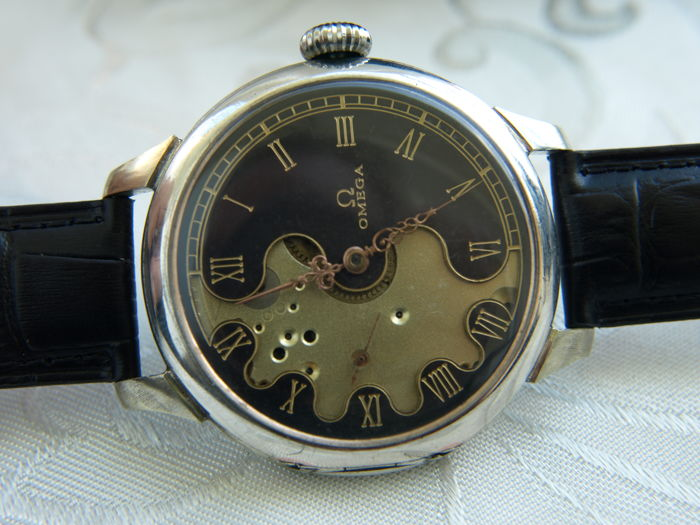 31 Omega - men's marriage watch 1916-1917