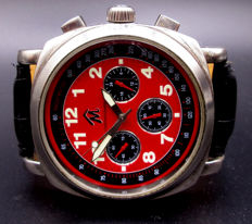 Marlboro Originale Collectible Chronograph 24H - Men's Timepiece