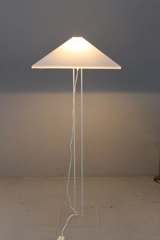 Unknown – Perspex floor lamp