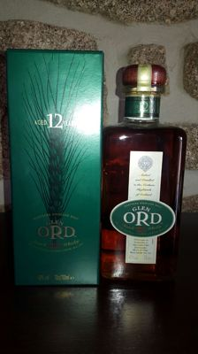 Glen Ord 12 years old - single malt