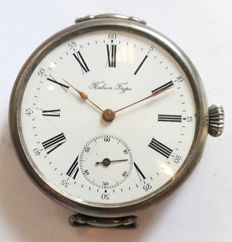 Paul Buhre, Rare Marriage Wristwatch, Switzerland,1900s