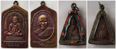 Amulets - Thailand - 1954 and 1965