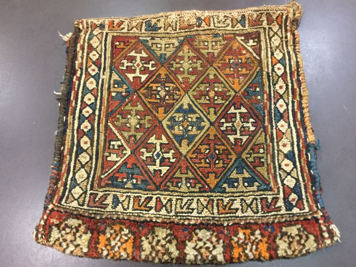 Very rare collector's item, shahsavan Bag, 19th century