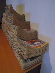 Donald Duck Weekblad - 937 issues - 18 years of which 15 complete (3 issues missing) - 937x sc - 1st edition (1975/1997)