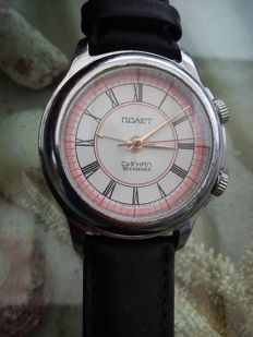 Poljot - Signal USSR, men's watch with alarm function