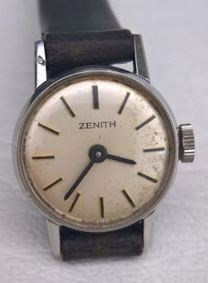 ZENITH – Ladies' watch, from the 50s/60s