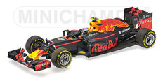Minichamps - Scale 1/18 - Red Bull TAG Heuer RB12 2016 - Winner GP Barcelona Spain -  Max Verstappen