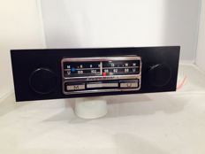 Blaupunkt Ludwigshafen classic car radio from the 1970s Ford, Opel, Volkswagen.