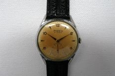 PHENIX  Man's Dress  Wristwatch Circa 1965
