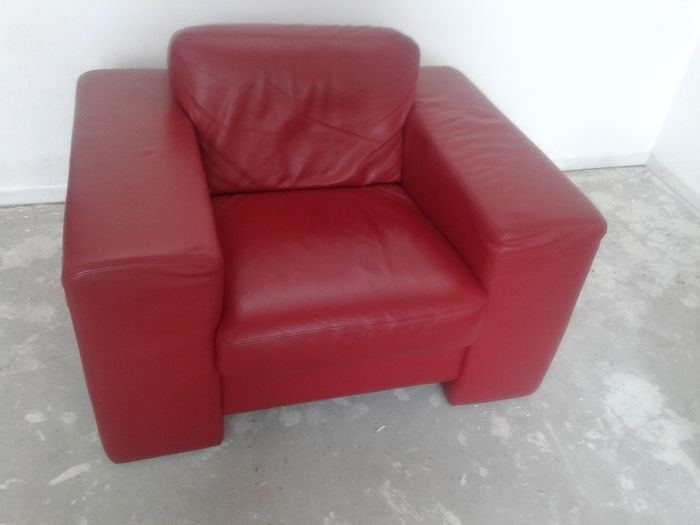 L Ancora Fauteuils.L Ancora Collection Rode Fauteuil Catawiki