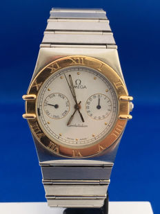 Omega — Constellation_Day and Date _Chronometer_ Full set — 1980-1989