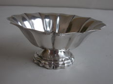 Centrepiece in 800 silver - marked - Italy - 1990s