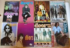 The Doors > Lot of 8 Calendars 1988 - 1996 & 1 Posterbook