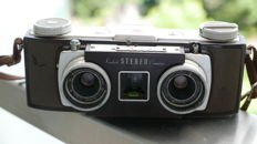 Kodak Stereo is a 35mm  very intresting  stereo camera