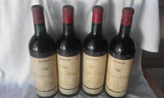 1964 Baron Philippe de Rothschild Mouton Cadet, Bordeaux - 4 bottles (75cl)