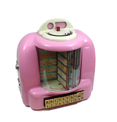 Jukebox Seeburg, Wall-O-Matic 100 Wall box - remote selector, cast iron and enamel - Decade 50s - 60s