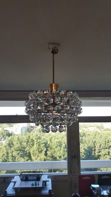 Bakalowits & Sohne – crystal pendant light