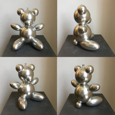 Andrea Giorgi - Metallic Leaf Bear Balloon