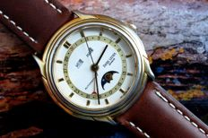 Favre-Leuba - Annual Calender moonphase - Annual Calender moonphase - Heren - 1980-1989