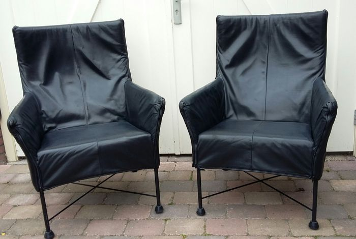 Fauteuil Charly Montis.Gerard Van Den Berg Voor Montis 2x Fauteuil Charly Catawiki