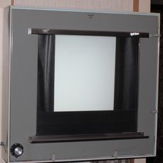 X-ray image viewer full metal from 1970,