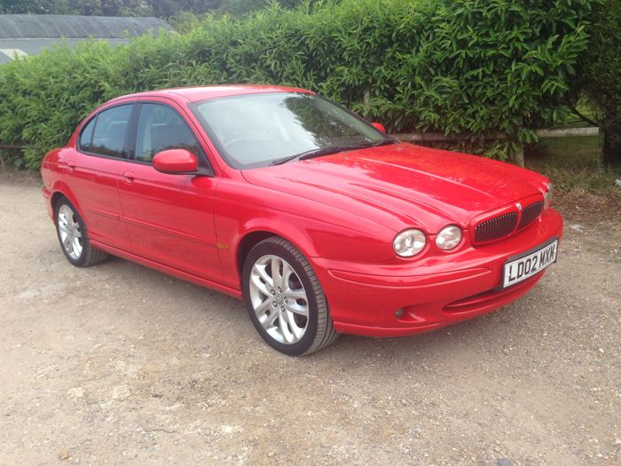 Jaguar   X Type AWD   2002