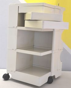 Colombo Joe for Bieffeplast (First Series) – Boby trolley cabinet