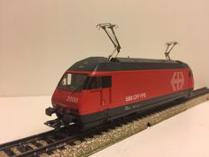 Roco H0 - 43970 - Re460 Electric locomotive of the SBB/CFF
