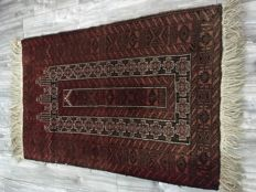 Hand-knotted Persian prayer rug – Belouch – 150 cm x 85 cm – Afghanistan, circa 1950