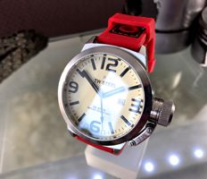 TW-Steel Canteen men's wristwatch ca.2013.   Shipping!  Fifty-fifty!!!