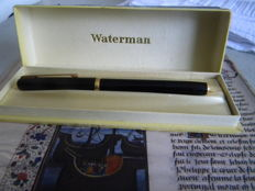 Stylo plume waterman ligne 60 plume or 18 cts taille M