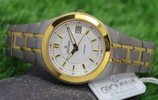 Grovana Mens Swiss Made Titanium Mens Watch - New & Perfect Condition