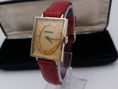 LONGINES, 10 kt yellow gold - Women's watch from the 1970-79