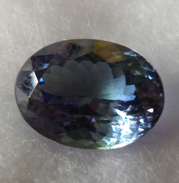 Tanzanite – 5.17 ct – No Reserve Price