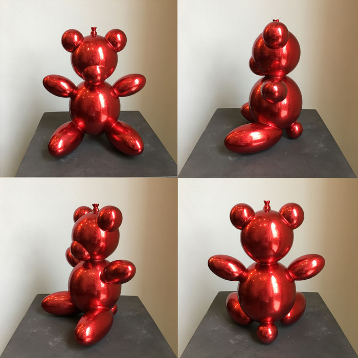 Andrea Giorgi - Bear Balloon
