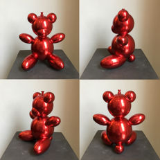 Andrea Giorgi - Red Bear Balloon