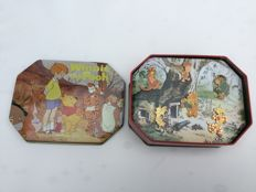 Disney, Walt - 6 Pins in tin box - Winnie The Pooh - Commemorative set (1996)