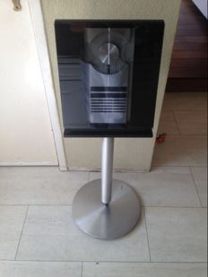 Bang & Olufsen BeoCenter 2300 with floor stand