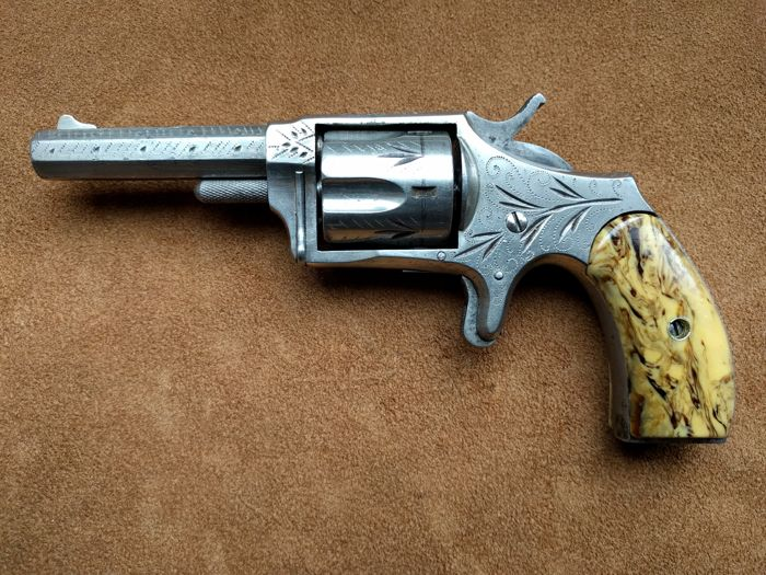 Us Hopkins Allen Revolver Ranger No 2 Catawiki