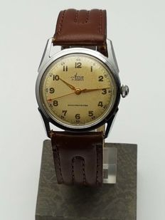Avia Military – Men's watch – Swiss made, 1940s/1950s