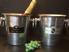 2 Pieces champagne coolers