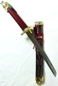 Samurai Tanto sword - Japan - late 20th/21st century