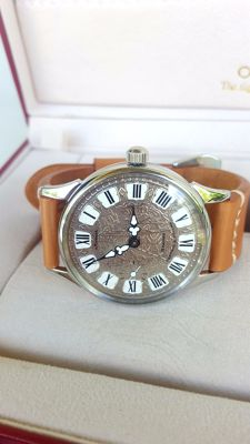 Molnija 3602 —  Mariage  Soviet  wristwatch 1970's in mint condition (never worn)