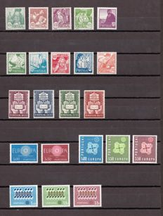 Portugal 1941/70 – Set of complete series