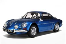 Otto Mobile - Scale 1/12 - Alpine A110 1600S - Blue